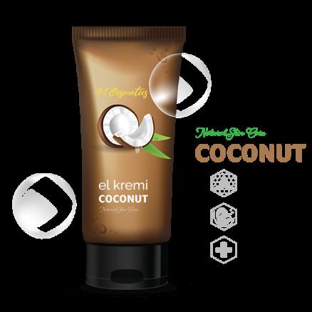 Natural Coconut El Kremi