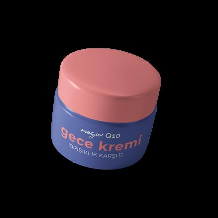Magic Q10 Gece Kremi +30